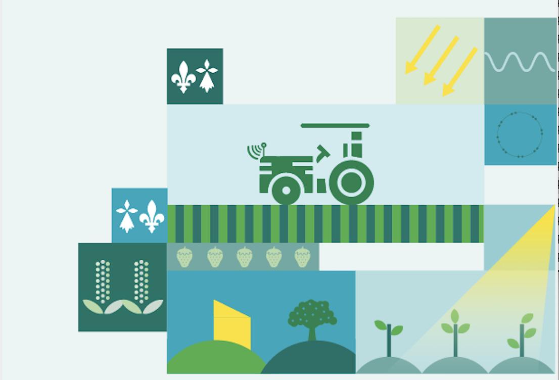 Colloque virtuel Agrophotonique Québec-Bretagne | 21-22 avril 2021